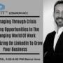 Lebanon MCC invites you to it's webinar hosting Ghassan Talhouk Head of UAE, Talent Solutions LinkedIn MENA